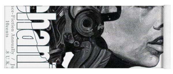arteMECHANIX 1905 HUDSON GRUNGE Yoga Mat