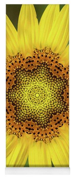 Artistic 2 Perfect Sunflower Yoga Mat