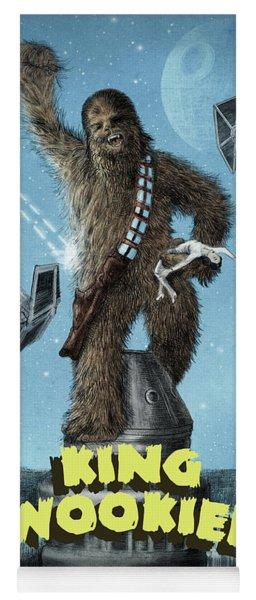 King Wookiee Yoga Mat