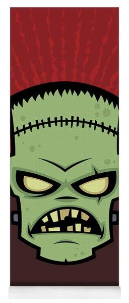 Frankenstein Monster Yoga Mat