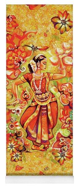 Ganges Flower Yoga Mat