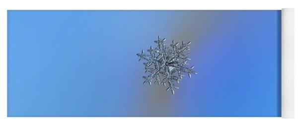 Snowflake 2018-02-21 N3 Yoga Mat