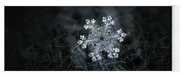 Real Snowflake - 26-dec-2018 - 1 Yoga Mat