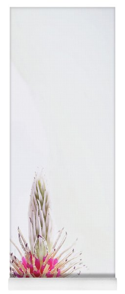 The Heart Of A Magnolia Yoga Mat