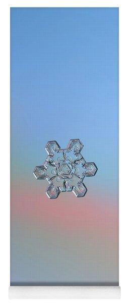 Real Snowflake - 10-jan-2019 - 1 Yoga Mat