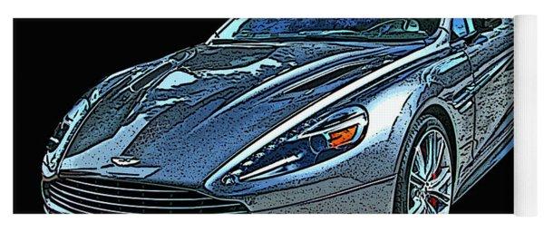 Aston Martin Db9 Yoga Mat