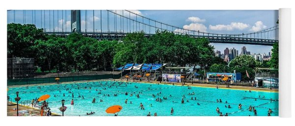 Astoria Pool Yoga Mat