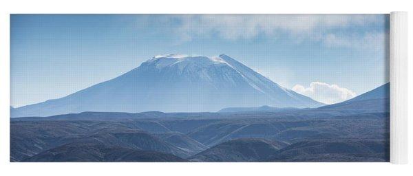 Atacama Volcano Yoga Mat