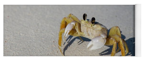 Atlantic Ghost Crab Yoga Mat