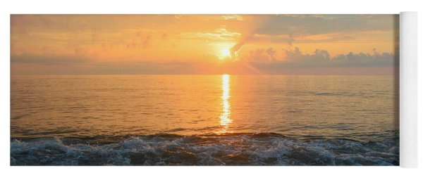 August Obx Sunrise Yoga Mat