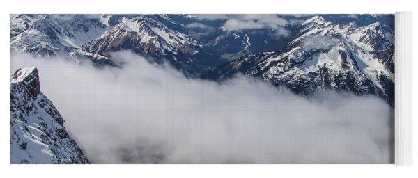 Austrian Alps Yoga Mat