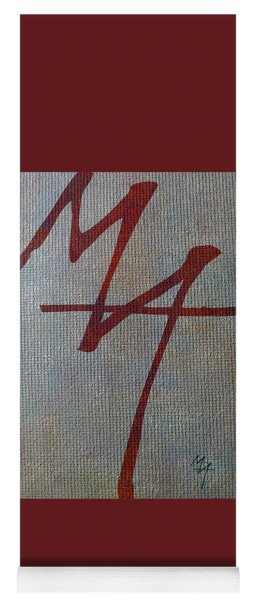 Authenticated Signature Yoga Mat