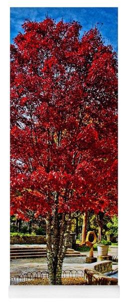 Autumn Celebration Yoga Mat