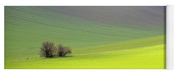 Autumn In South Moravia 13 Yoga Mat