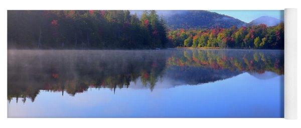 Autumn Mist Yoga Mat