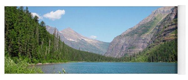 Avalanche Lake Yoga Mat