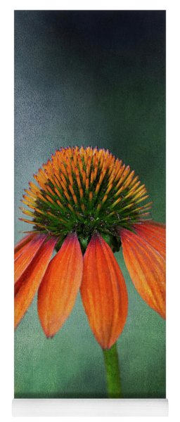 Yoga Mat featuring the photograph Awaiting  Pollination by Dale Kincaid