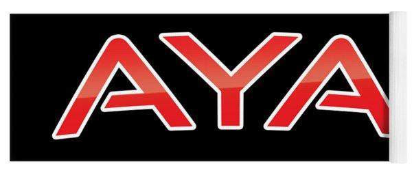 Aya Yoga Mat