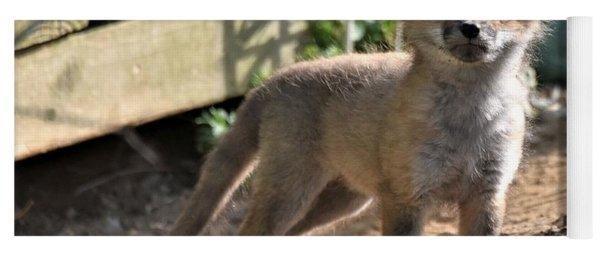 Baby Fox Yoga Mat