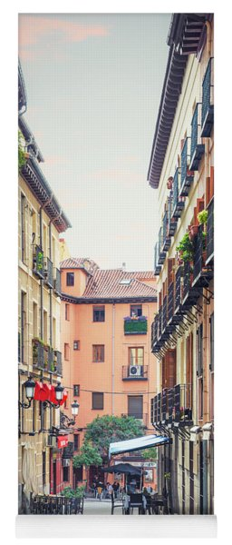 Backstreets Heaven Yoga Mat