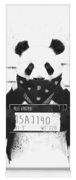 Bad Panda Yoga Mat