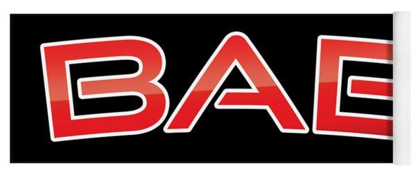 Bae Yoga Mat
