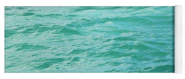 Bahamas Turquoise Water Yoga Mat