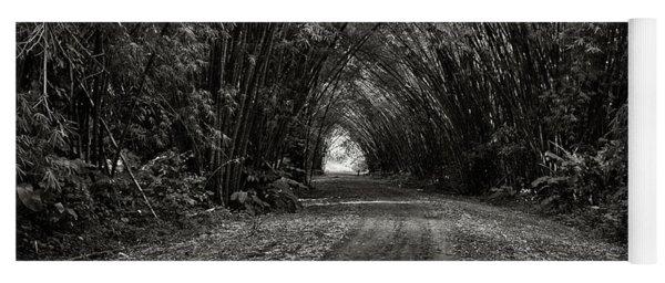 Bamboo Cathedral I Yoga Mat