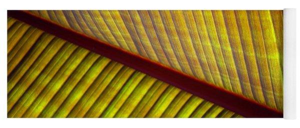 Banana Leaf 8603 Yoga Mat