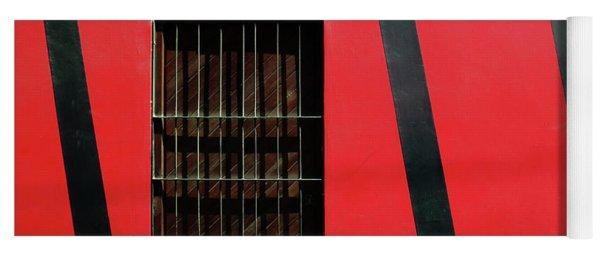 Bars And Stripes Yoga Mat