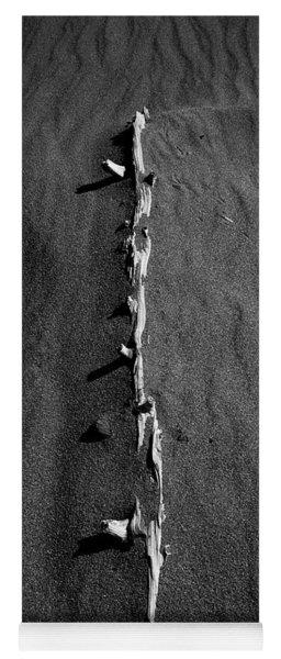 Beach Bones 8 Yoga Mat