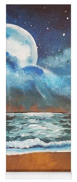 Beach Moon  Yoga Mat