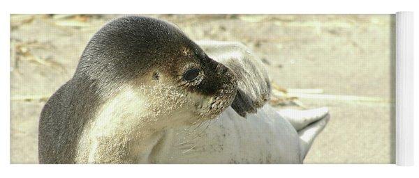 Beach Seal Yoga Mat