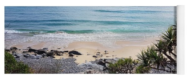 Beautiful Noosa Beach  Yoga Mat