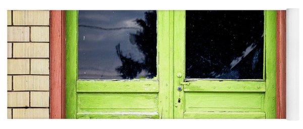 Beyond The Green Door Yoga Mat