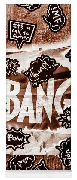Big Bang Yoga Mat