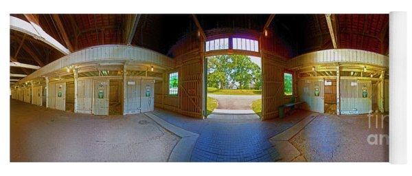 Big Barn Kentucky Horse Park 360 Yoga Mat