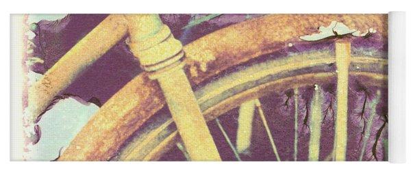 Bike 2 Yoga Mat