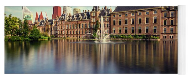 Binnenhof, The Hague Yoga Mat