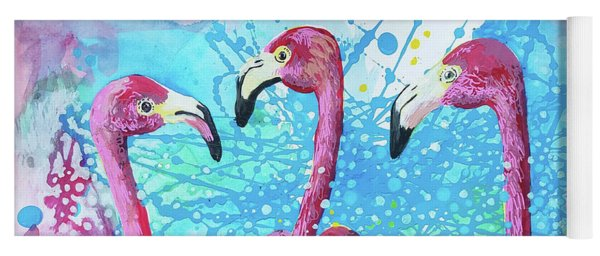 Birds Of A Feather Yoga Mat