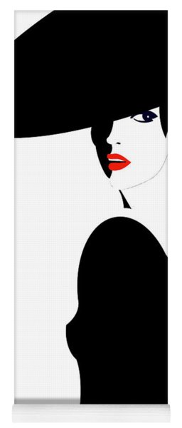 Black Widow 2 Yoga Mat