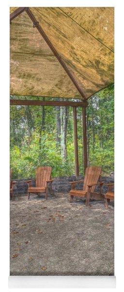 Blacklick Woods - Chairs Yoga Mat