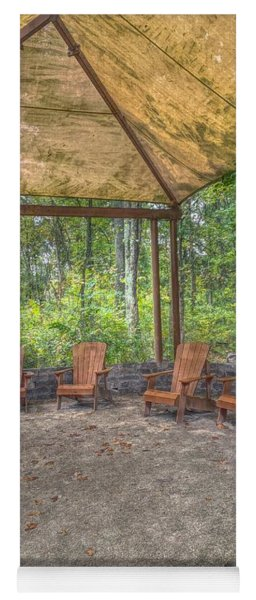 Blacklick Woods - Chairs Yoga Mat