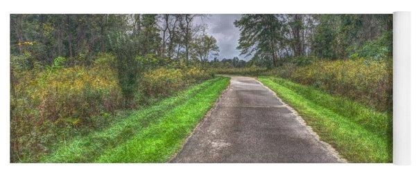 Blacklick Woods Pathway Yoga Mat