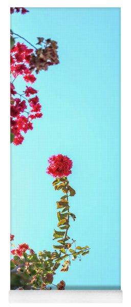 Blooming Beauty Yoga Mat