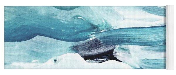 Blue #13 Yoga Mat