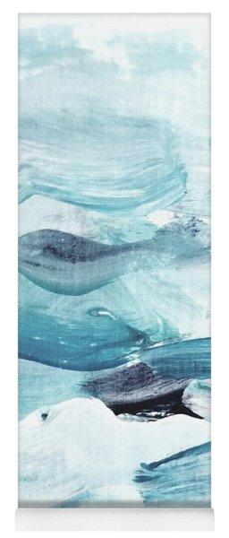 Blue #14 Yoga Mat