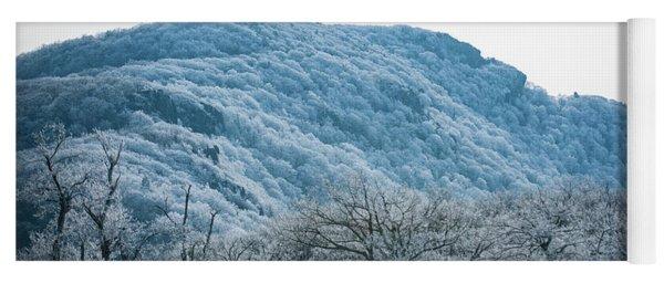 Blue Ridge Mountain Top Yoga Mat