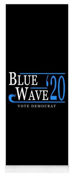 Blue Wave 2020 Yoga Mat