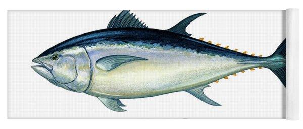 Bluefin Tuna Yoga Mat